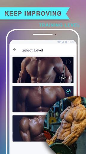 Arm&Chest Blasting 1.0.1 screenshots 4