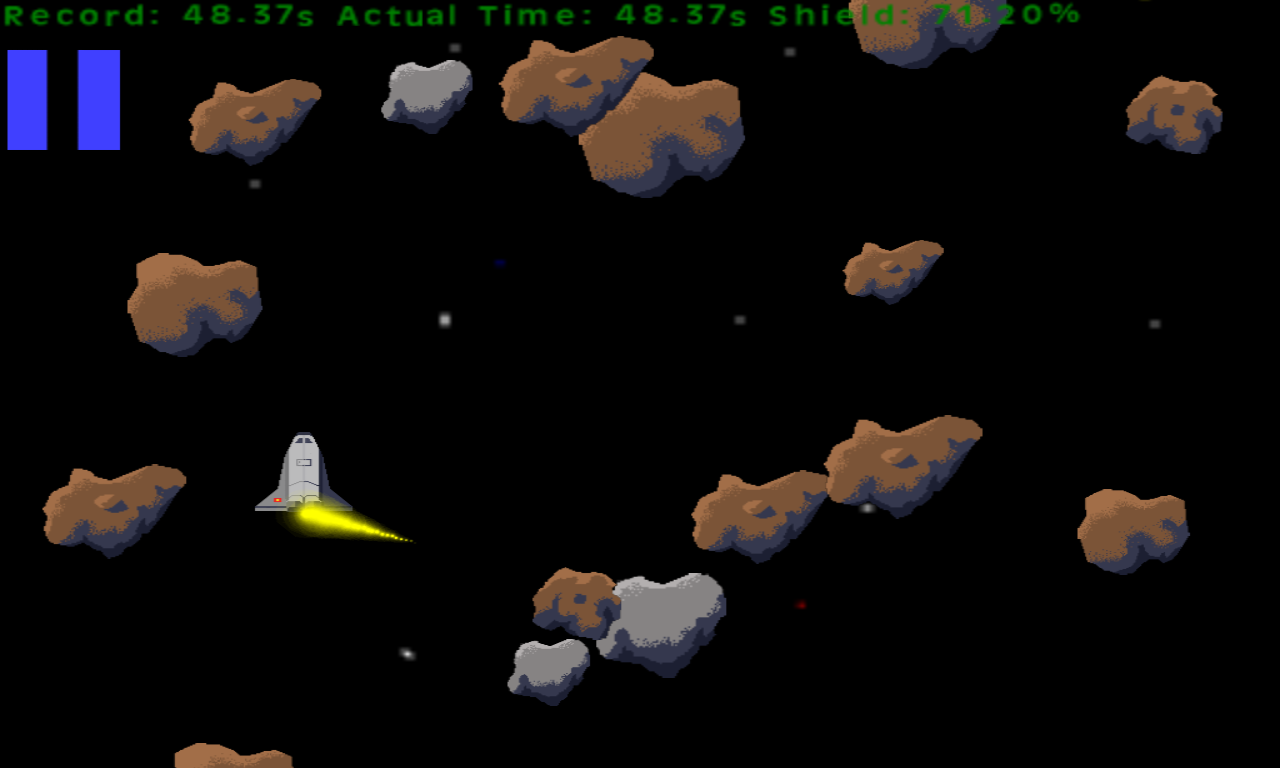 Super Space Rocket- screenshot