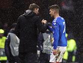 Steven Gerrard loopt op speeldag twee meteen uit op grote concurrent Celtic