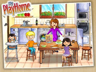 لعبة ماي بلاي هوم My PlayHome Play مهكرة Mod 2