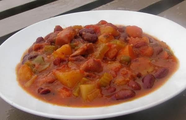 Best Of Bridge Bean Soup