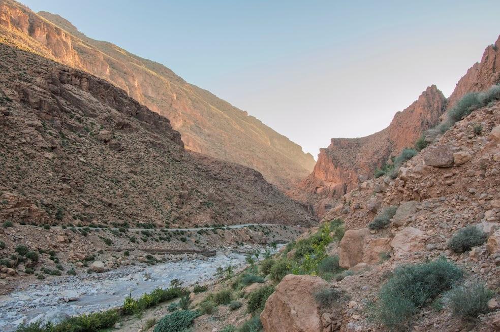 todra-kloof-in-marokko