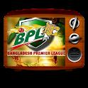 Live BPL 2015 T20 Cricket Tv icon