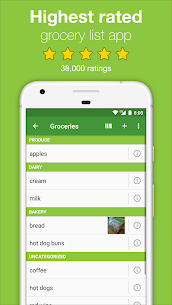 Our Groceries Shopping List Premium v3.1.3 Cracked APK 1