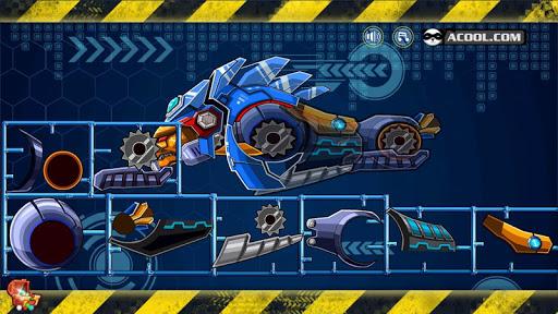 로봇장난감 대전: 로봇 라이온 킹