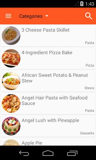 玩免費遊戲APP|下載Food Recipes Free app不用錢|硬是要APP
