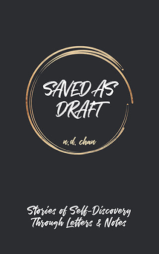 Saved as Draft cover