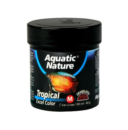Tropical Excel Colour M