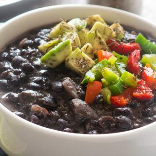 Cuban Black Beans [Vegan] Recipe