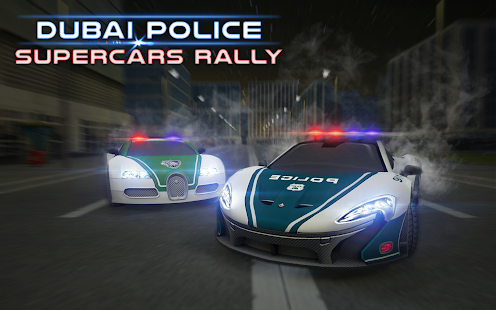 Dubai Police Supercars Rally Android Apps On Google Play