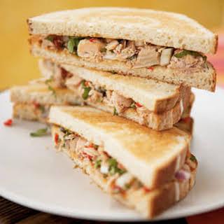Tuscan Tuna Sandwiches.