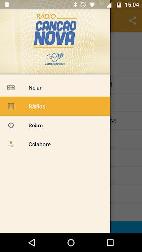 Rádio Canção Nova 3.5.1 screenshots 2