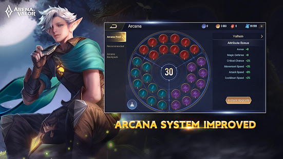 Mod Game Arena of Valor: 5v5 Arena Game for Android