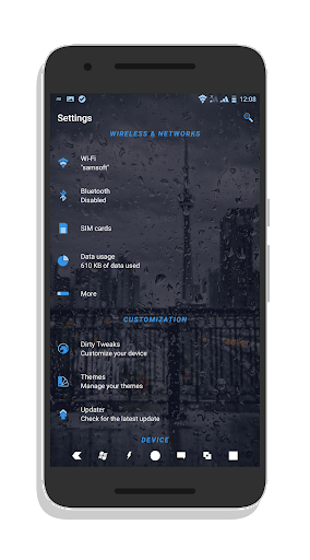 Screenshot for [Substratum] Valerie in Hong Kong Play Store