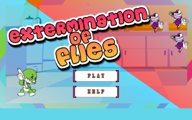 Flies Killer Game