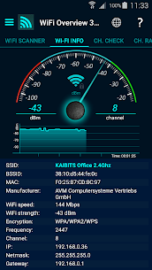 WiFi Overview 360 4.60.04 Mod APK (Unlimited) 2