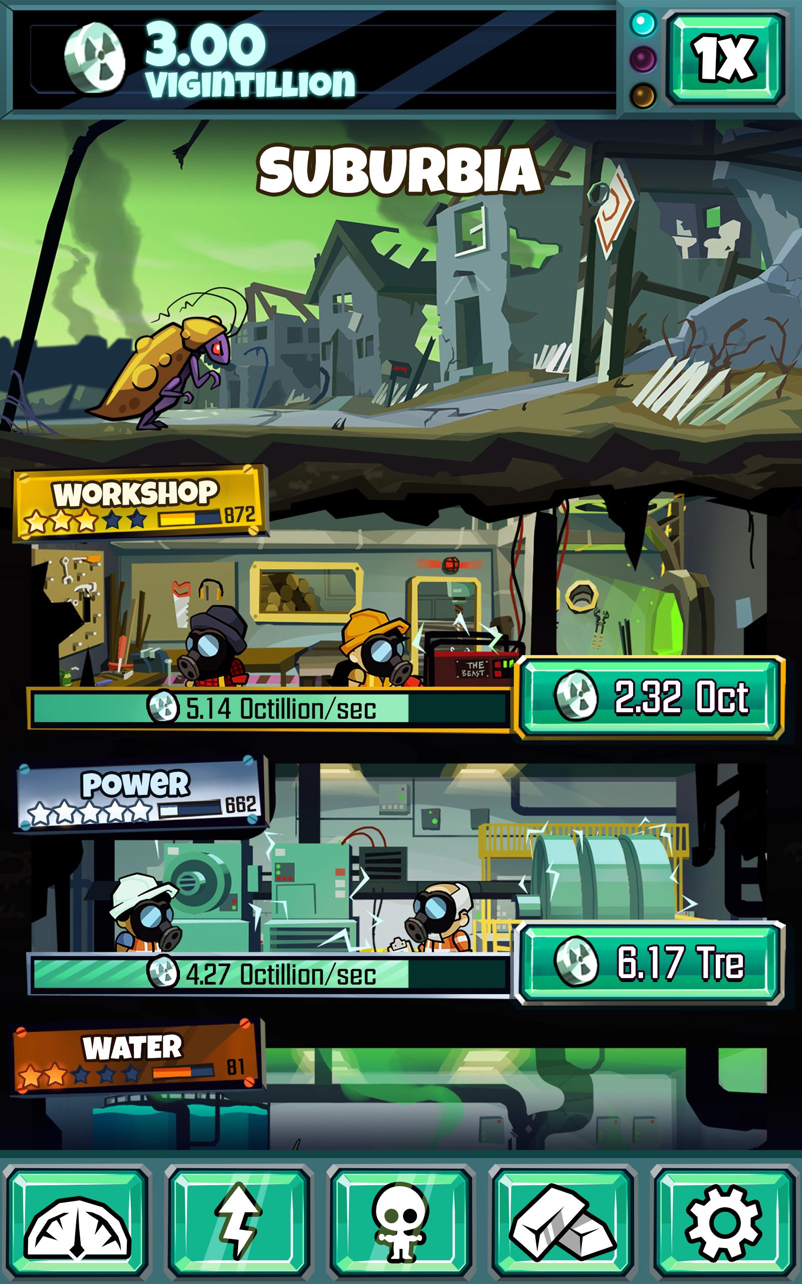Doomsday Clicker screenshot #7
