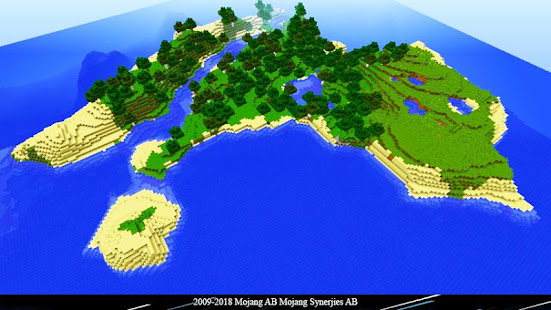 Survival island maps for mcpe - Apps en Google Play