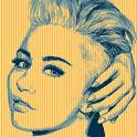 Miley Cyrus Piano Challenge icon