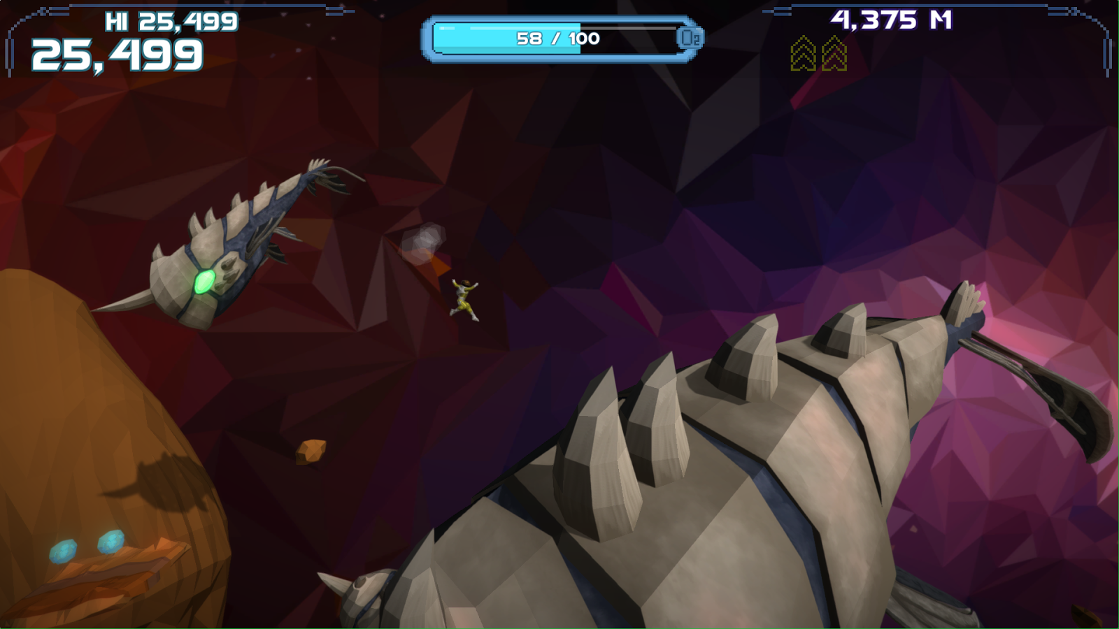 Space Dash- screenshot