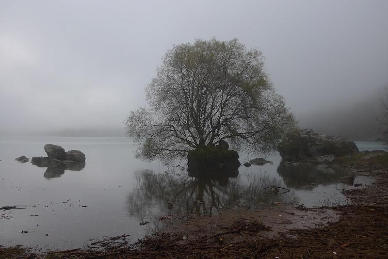 Lago nella nebbia di Gian78K