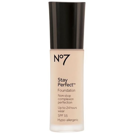 No7 Stay Perfect Foundation SPF 15 30 ml Deeply Beige