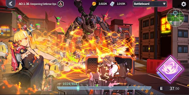 Shelter Zero: IDLE Angel Saga Mod Apk Download For Android and Iphone 7