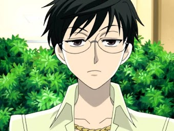 Kyoya's Reluctant Day Out