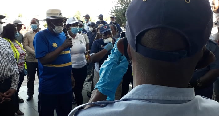 Police minister Bheki Cele said it was alarming that police officers have been arrested for links to illegal alcohol trade during the lockdown in the Western Cape.