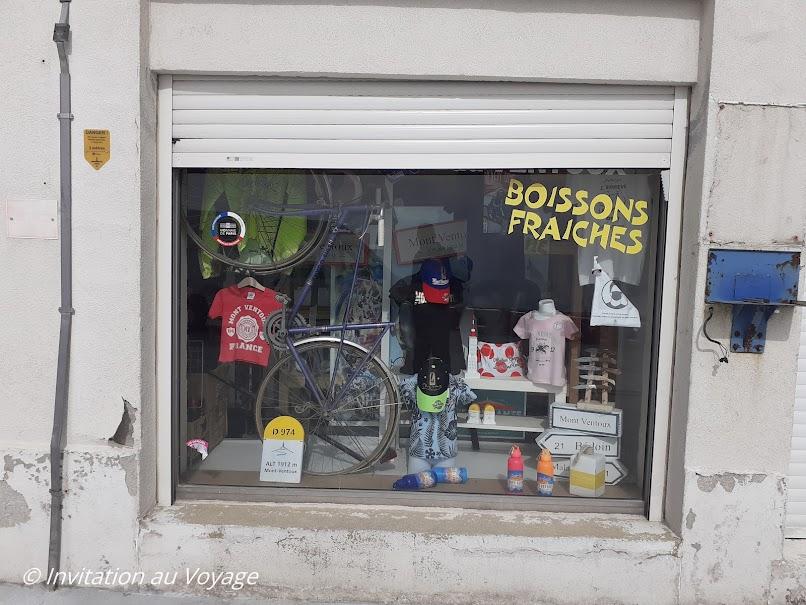 Mont Ventoux, boutique