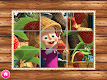 screenshot of Masha and the Bear. Educational Games