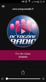 Octogone radio (officiel)- screenshot thumbnail