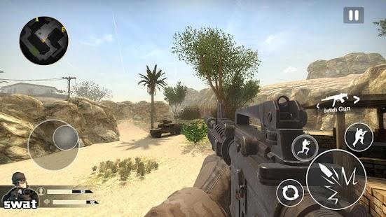 Critical Strike Shoot Fire V2 - náhled