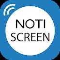 노티스크린 - 노티투미 첫화면 속 꿀적립 icon