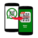 Whats scan - Whats web icon