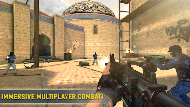 Counter Attack 3D - Multiplayer Shooter