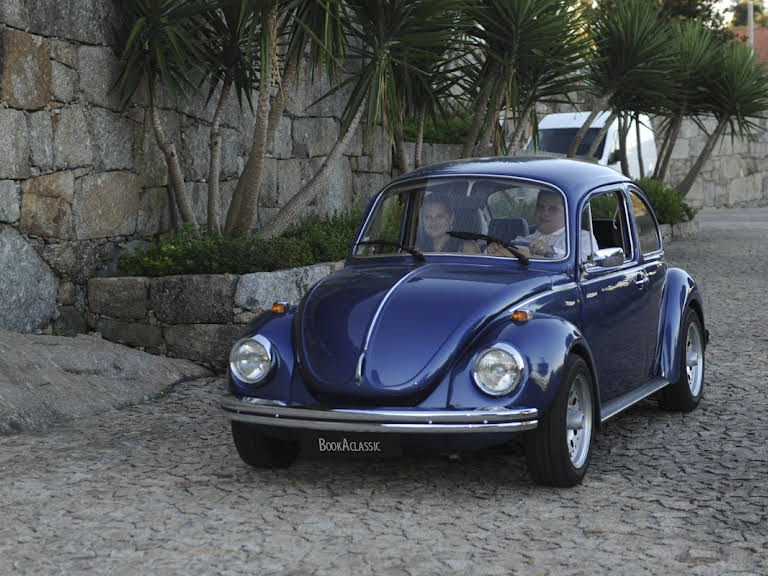 Volkswagen Carocha 1303 Hire Ermesinde