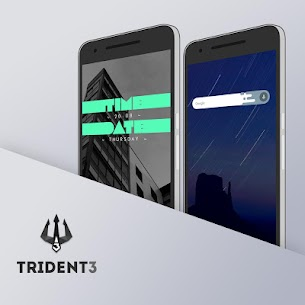 Trident 3 for Zooper 1.1 [Pro Unlocked] Cracked Apk 2