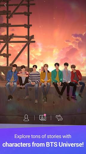 BTS Universe Story apktram screenshots 2