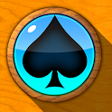Hardwood Spades Free icon