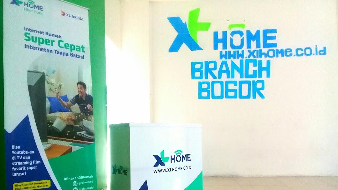 Xl Home Fiber Bogor Kantor Perusahaan
