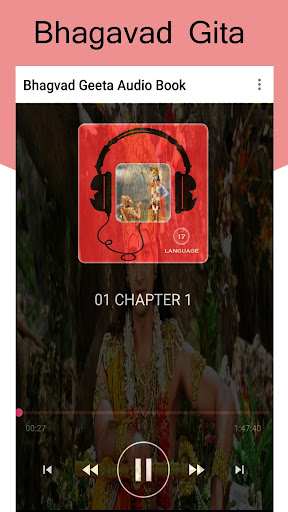 Bhagvad Geeta Audio Book & 17 Languages - Apps on Google Play