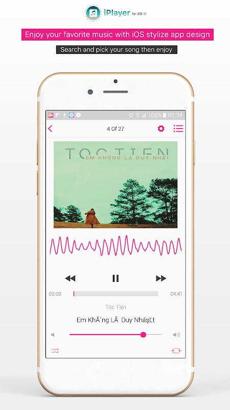 iPlayer - Music IOS12 - Best Music Player Phone XS APK 21 0 21112018