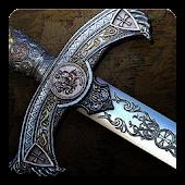Sword sound Widget