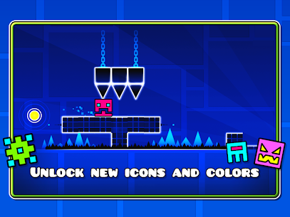 Geometry Dash Apk Mod All Unlocked Full Version 9