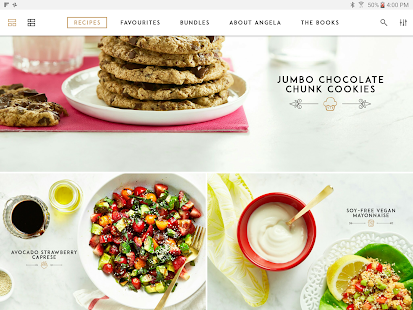 Oh She Glows - Healthy Recipes- screenshot thumbnail