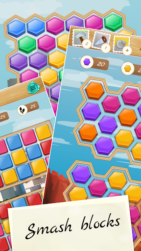 World of Blocks - blocks and bricks puzzles 1.1.7 Cheat screenshots 1