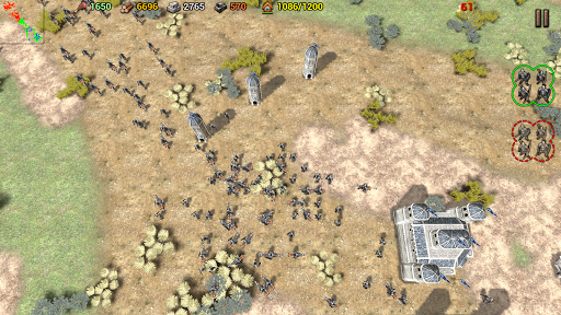 Shadow of the Empire: RTS screenshot 8