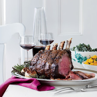 Prime Rib Roast with Horseradish Cream Recipe