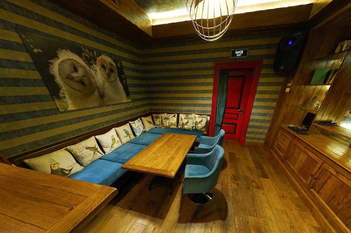 Фото №1 зала VIP-караоке